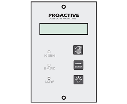 Airflow Monitor PROACTIVE
