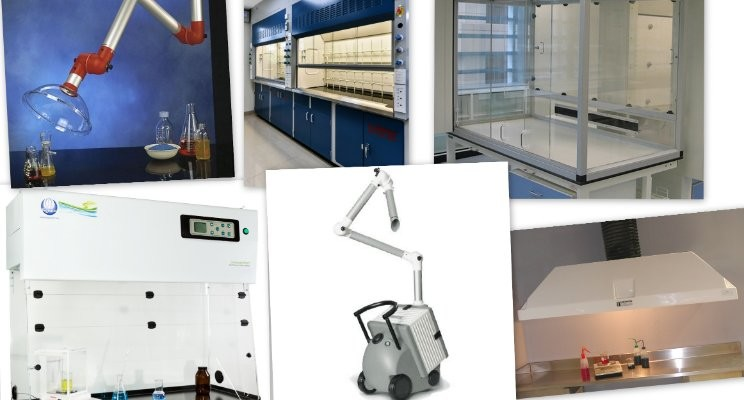6 fume extraction strategies for a research lab