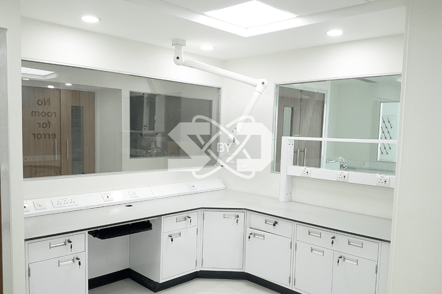 turnkey lab project with spot extractor