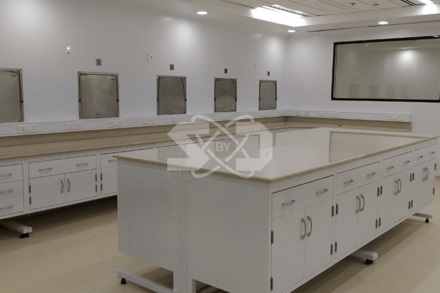 turnkey laboratory furniture