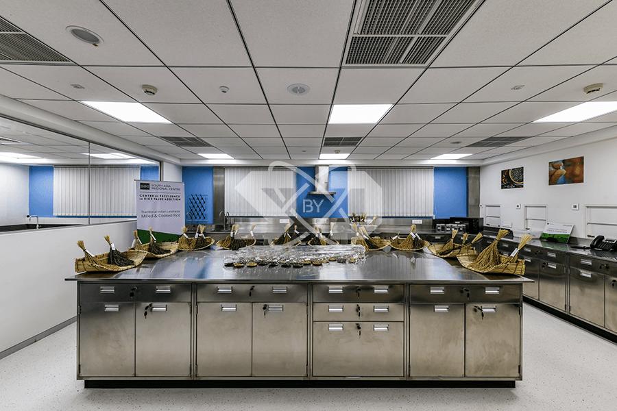turnkey laboratory project, laboratory interior