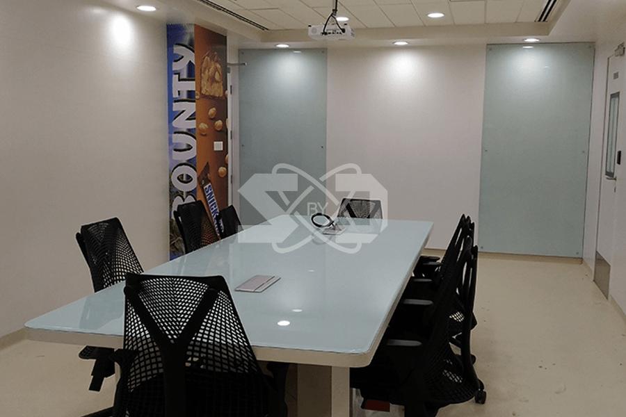 laboratory conference room