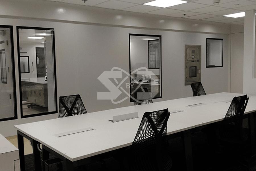 laboratory corporate conference room