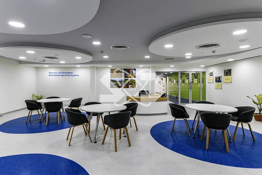 interior design for turnkey lab projects