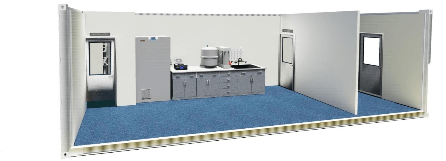 Portable COVID19 Testing Lab